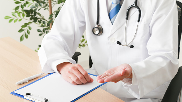 肋間神経痛を病院で治療する